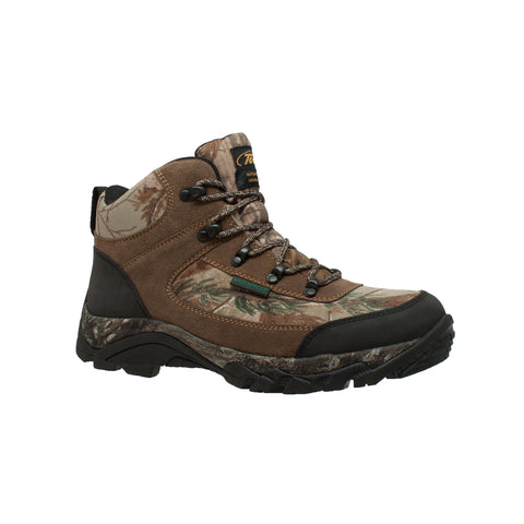 "Men's 6"" Waterproof Real Tree 400G Camo Brown, Hunting, Marcus Allen Accessories - Marcus Allen Accessories"