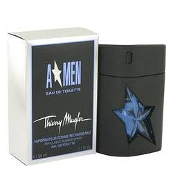 Angel Eau De Toilette Spray Refillable (Rubber Flask) By Thierry Mugler