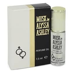 Alyssa Ashley Musk Oil By Houbigant