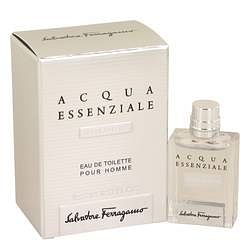Acqua Essenziale Colonia Mini EDT By Salvatore Ferragamo 0.17 oz Mini EDT