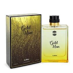 Ajmal Gold Eau De Parfum Spray By Ajmal