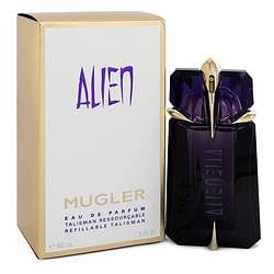 Alien Eau De Parfum Refillable Spray By Thierry Mugler 2 oz Eau De Parfum Refillable Spray