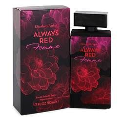 Always Red Femme Eau De Toilette Spray By Elizabeth Arden 1.7 oz Eau De Toilette Spray