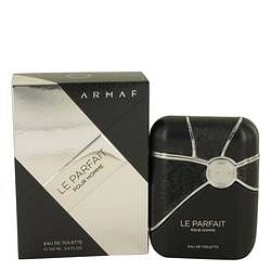 Armaf Le Parfait Eau De Toilette Spray By Armaf 3.4 oz Eau De Toilette Spray