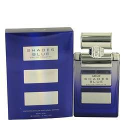 Armaf Shades Blue Eau De Toilette Spray By Armaf