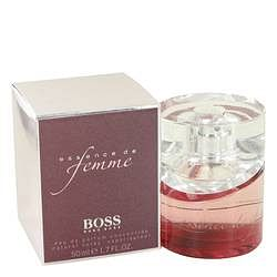 Boss Essence De Femme Eau De Parfum Spray By Hugo Boss 1.7 oz Eau De Parfum Spray
