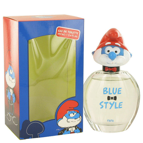 The Smurfs Blue Style Papa Eau De Toilette Spray By Smurfs