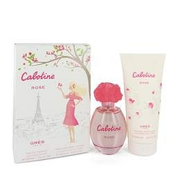 Cabotine Rose Gift Set By Parfums Gres