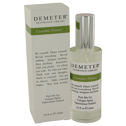 Demeter Cannibis Flower Cologne Spray By Demeter