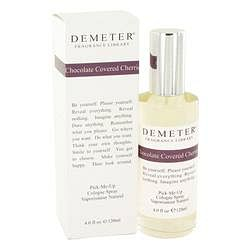 Demeter Chocolate Covered Cherries Cologne Spray By Demeter 4 oz Cologne Spray