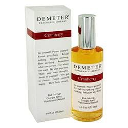 Demeter Cranberry Cologne Spray By Demeter