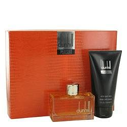 Dunhill Pursuit Gift Set By Alfred Dunhill 2.5 oz Eau De Toilette Spray + 5 oz After Shave Balm