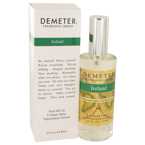 Demeter Ireland Cologne Spray By Demeter 4 oz Cologne Spray
