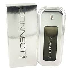 Fcuk Connect Eau De Toilette Spray By French Connection