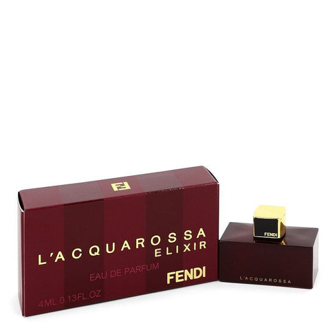 Fendi L'acquarossa Elixir Mini EDP By Fendi 0.13 oz Mini EDP