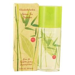Green Tea Bamboo Eau De Toilette Spray By Elizabeth Arden 3.3 oz Eau De Toilette Spray