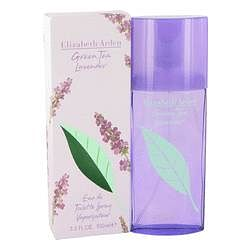 Green Tea Lavender Eau De Toilette Spray By Elizabeth Arden 3.3 oz Eau De Toilette Spray