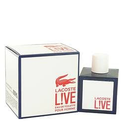 Lacoste Live Eau De Toilette Spray By Lacoste