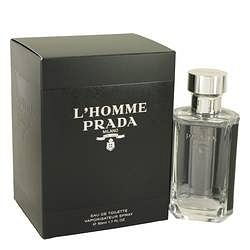 Prada L'homme Eau De Toilette Spray By Prada