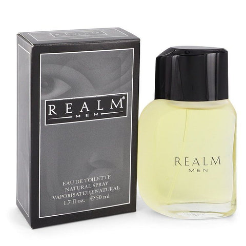 Realm Eau De Toilette/ Cologne Spray By Erox 1.7 oz Eau De Toilette/ Cologne Spray