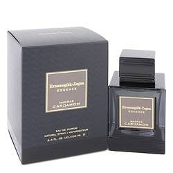 Madras Cardamom Eau De Parfum Spray By Ermenegildo Zegna 3.4 oz Eau De Parfum Spray