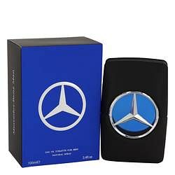 Mercedes Benz Man Eau De Toilette Spray By Mercedes Benz