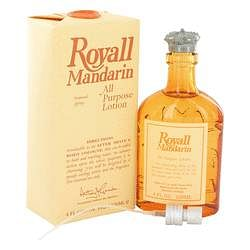 Royall Mandarin All Purpose Lotion / Cologne By Royall Fragrances