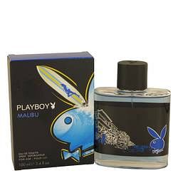 Malibu Playboy Eau De Toilette Spray By Playboy