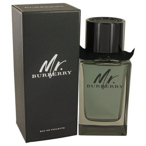 Mr Burberry Eau De Toilette Spray By Burberry 5 oz Eau De Toilette Spray