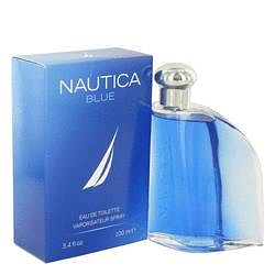 Nautica Blue Eau De Toilette Spray By Nautica 3.4 oz Eau De Toilette Spray