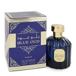 Nusuk Blue Oud Eau De Parfum Spray (Unisex) By Nusuk
