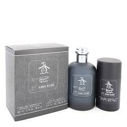 Original Penguin Iconic Blend Gift Set By Original Penguin 3.4 oz Eau De Toilette Spray + 2.75 oz Deodorant Stick