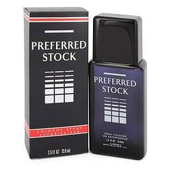 Preferred Stock Cologne Spray By Coty 2.5 oz Cologne Spray