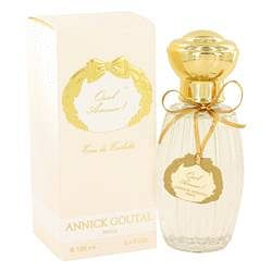 Quel Amour Eau De Toilette Spray By Annick Goutal 3.4 oz Eau De Toilette Spray