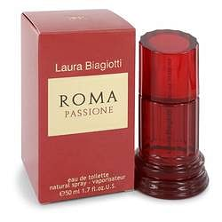 Roma Passione Eau De Toilette Spray By Laura Biagiotti