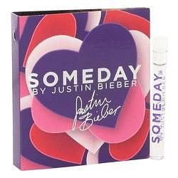 Someday Vial (sample) By Justin Bieber