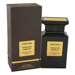 Tom Ford Tobacco Vanille Eau De Parfum Spray (Unisex) By Tom Ford 3.4 oz Eau De Parfum Spray