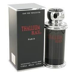 Thallium Black Eau DeToilette Spray By Yves De Sistelle 3.3 oz Eau DeToilette Spray