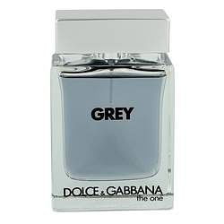The One Grey Eau De Toilette Intense Spray (Tester) By Dolce & Gabbana 3.3 oz Eau De Toilette Intense Spray