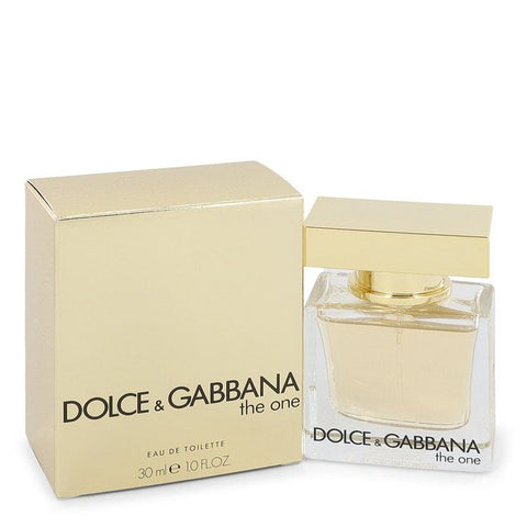 The One Eau De Toilette spray By Dolce & Gabbana 1 oz Eau De Toilette spray
