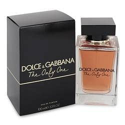 The Only One Eau De Parfum Spray By Dolce & Gabbana 3.3 oz Eau De Parfum Spray