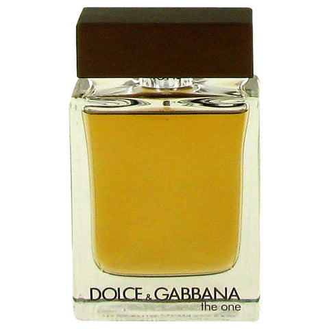 The One Eau De Toilette Spray (Tester) By Dolce & Gabbana 3.4 oz Eau De Toilette Spray