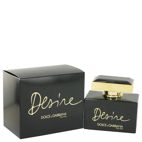 The One Desire Intense Eau De Parfum Spray By Dolce & Gabbana 2.5 oz Eau De Parfum Spray