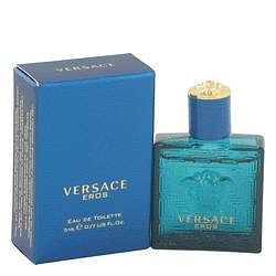 Versace Eros Mini EDT By Versace 0.16 oz Mini EDT