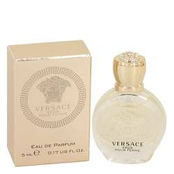 Versace Eros Mini EDP By Versace 0.17 oz Mini EDP