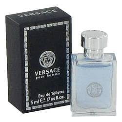 Versace Pour Homme Mini EDT By Versace 0.17 oz Mini EDT