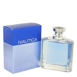 Nautica Voyage Eau De Toilette Spray By Nautica 3.4 oz Eau De Toilette Spray