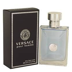 Versace Pour Homme After Shave Lotion By Versace 3.4 oz After Shave Lotion