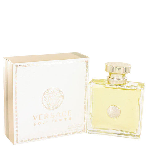Versace Signature Eau De Parfum Spray By Versace 3.3 oz Eau De Parfum Spray