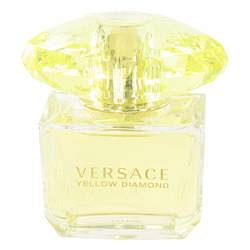 Versace Yellow Diamond Eau De Toilette Spray (Tester) By Versace 3 oz Eau De Toilette Spray